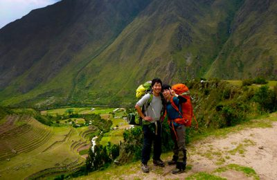 Short Inca Trail 2D/1N with hotel.