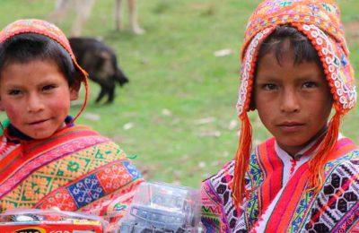 Navidad con los niños de Inca Cancha