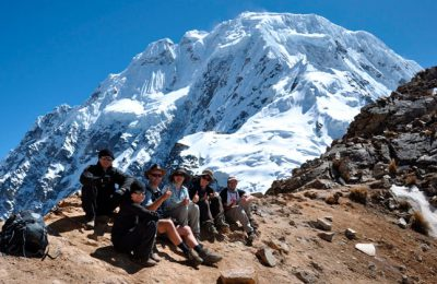 Salkantay Trek: 04 days 03 nights