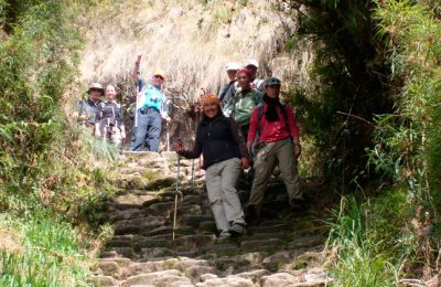 Inca Trail Collection; 5 days 4 nights.