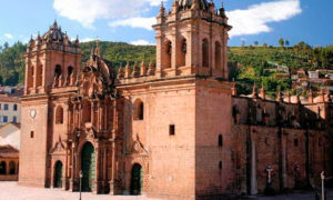 the cathedral cusco tour