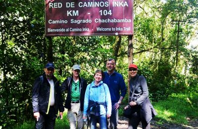 Short Inca Trail 2D/1N with camping.