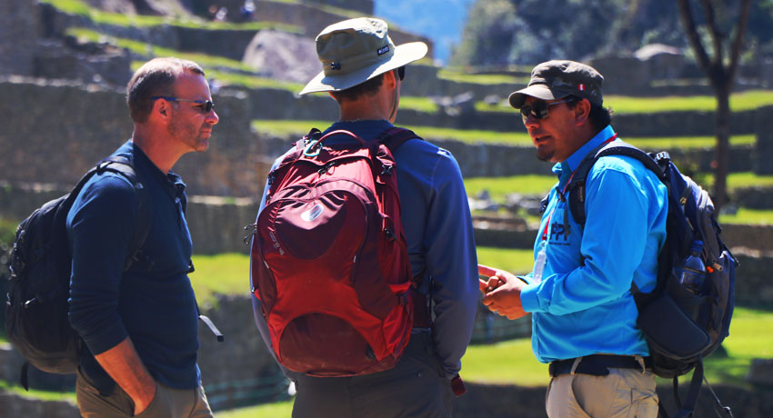 private tours peru