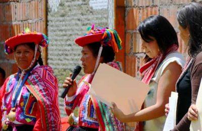 Emprendimiento Femenino – Valle sagrado 2019