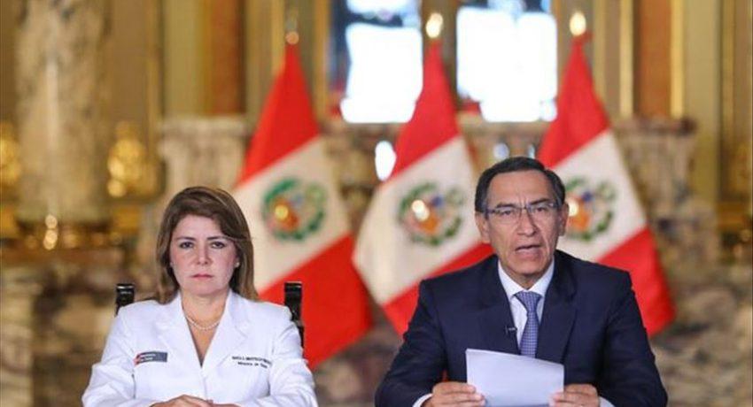 Coronavirus in Peru  COVID-19 Peru