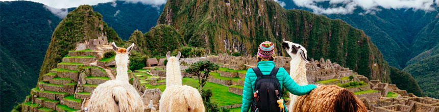 Peru in your hands