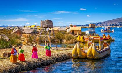 Titicaca Puno Travel