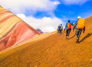 Classic Rainbow Mountain