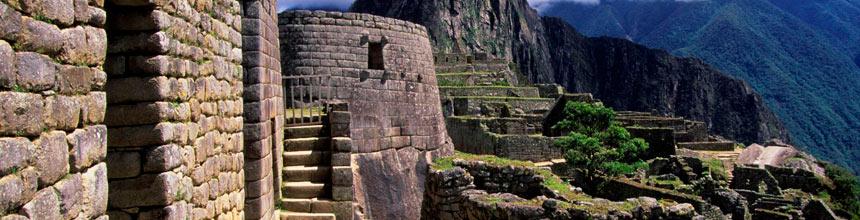 Sun Temple of Machu Picchu