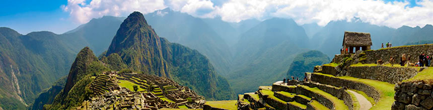 Knowing the Wonder Machu Picchu