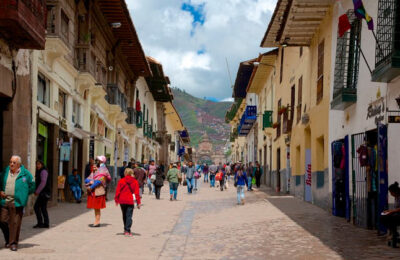 Walking the streets of Cusco Part II