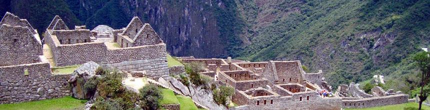Acllahuasi of Machu Picchu