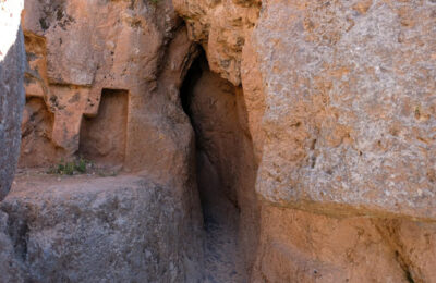 The legend of the Chincana of Saqsayhuaman