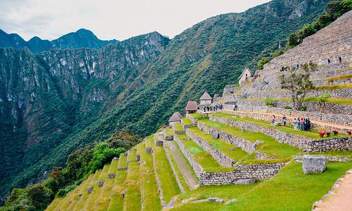 Machu Picchu Agricultural Area
