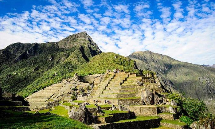 Machu Picchu Quarry Area