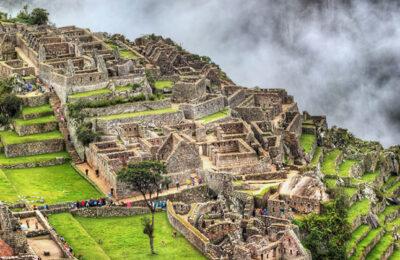 Machu Picchu Areas (Agricultural, Urban & Quarry)