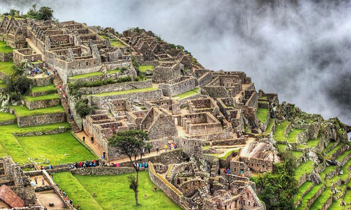 Machu Picchu Urban Area
