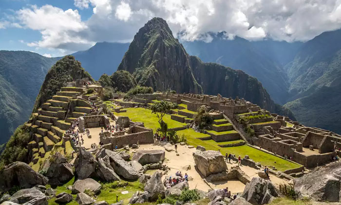 The Mysteries of Machu Picchu