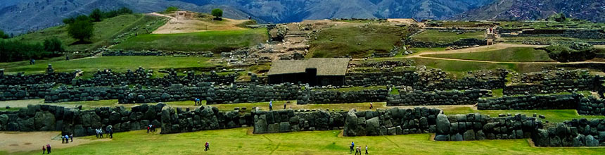 The mystery of Saqsayhuaman