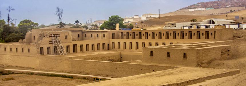 Archeological Sites Pachacamac