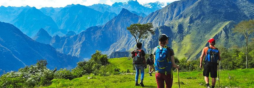 Backpacking in Cusco