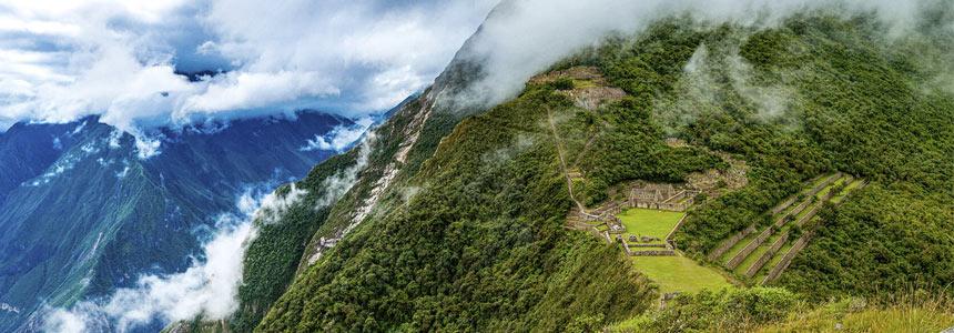 Choquequirao Last Hidden City of the Incas