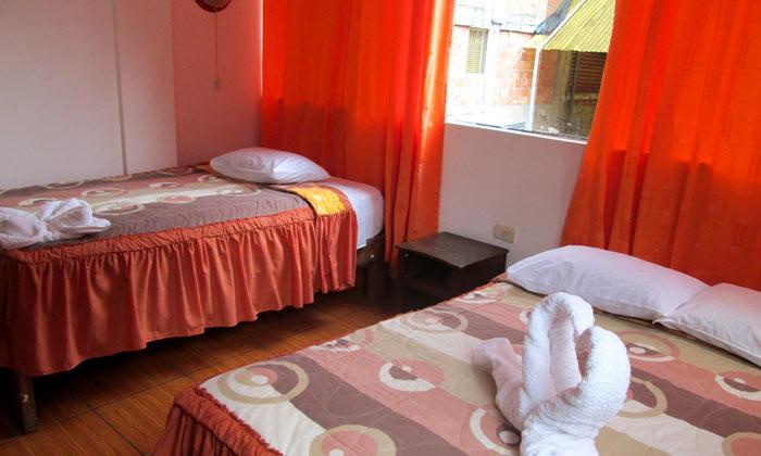 Hostels in Machu Picchu