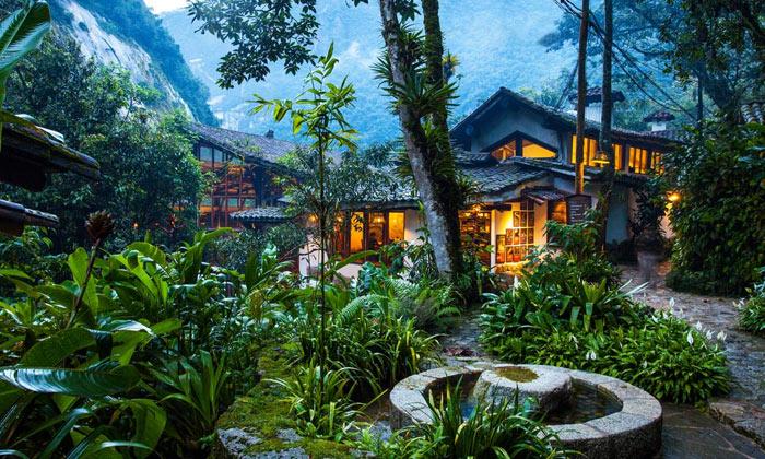 Hotels in Machu Picchu