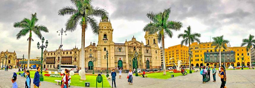 Lima City of Kings