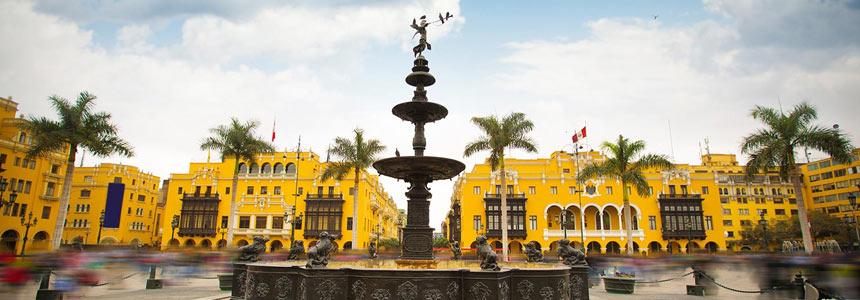 Top Destinations in Peru: Lima