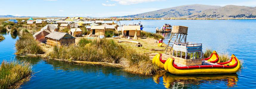 Mystical Islands of Titicaca Lake