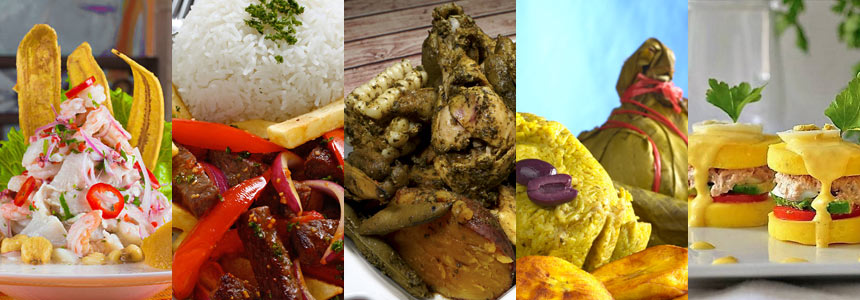 Peruvian Dishes you Must Try