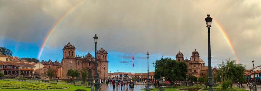 Rainy Season in Cusco