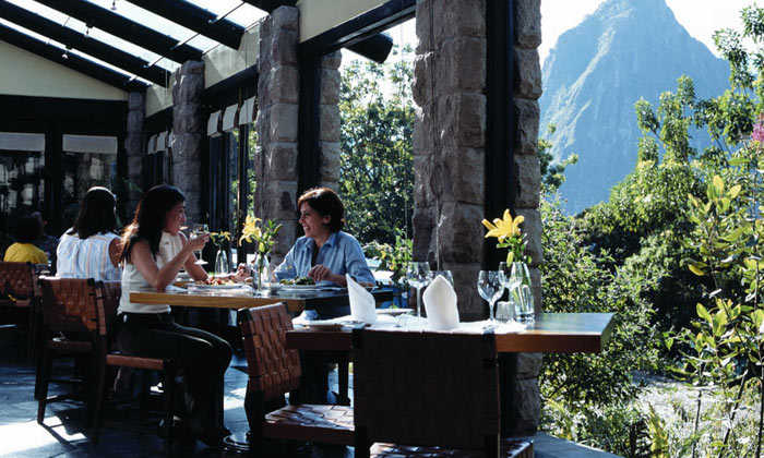 Restaurants in Machu Picchu