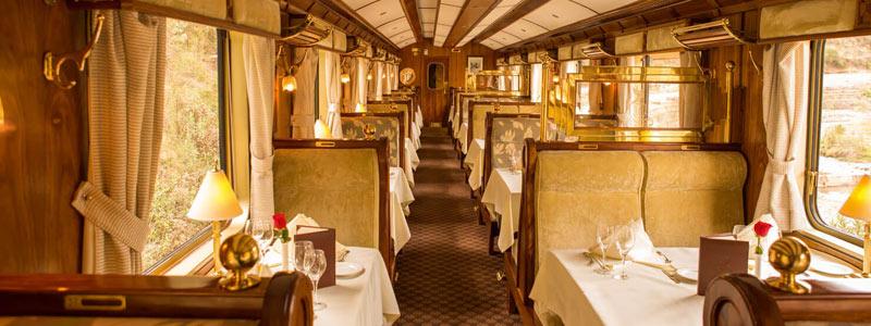 Trains in Peru: HIRAM BINGHAM TO MACHU PICCHU