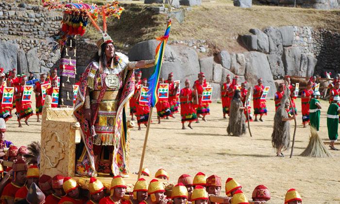Inty Raymi festivity