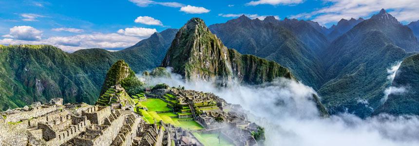 Machu Picchu and the Incas